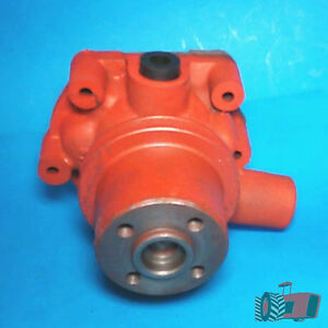 WPM2643-Water-Pump-David-Brown-990-995-996-1210-Tractor-Early-w-Quadring