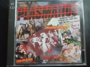 Plasmatics-The-early-years-2-CD-Set-2004-rock-punk