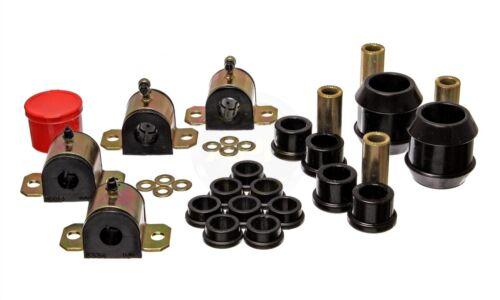 Energy Suspension master Bushing Kit CELICA 00 01 02 03 04 05 8.18106G black