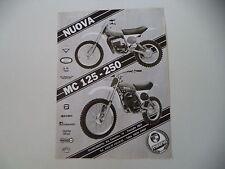 advertising Pubblicità 1978 MOTO PUCH MC 125/250