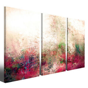Abstract paintings Modern Canvas 130 x 90 cm Print on Canvas with ...