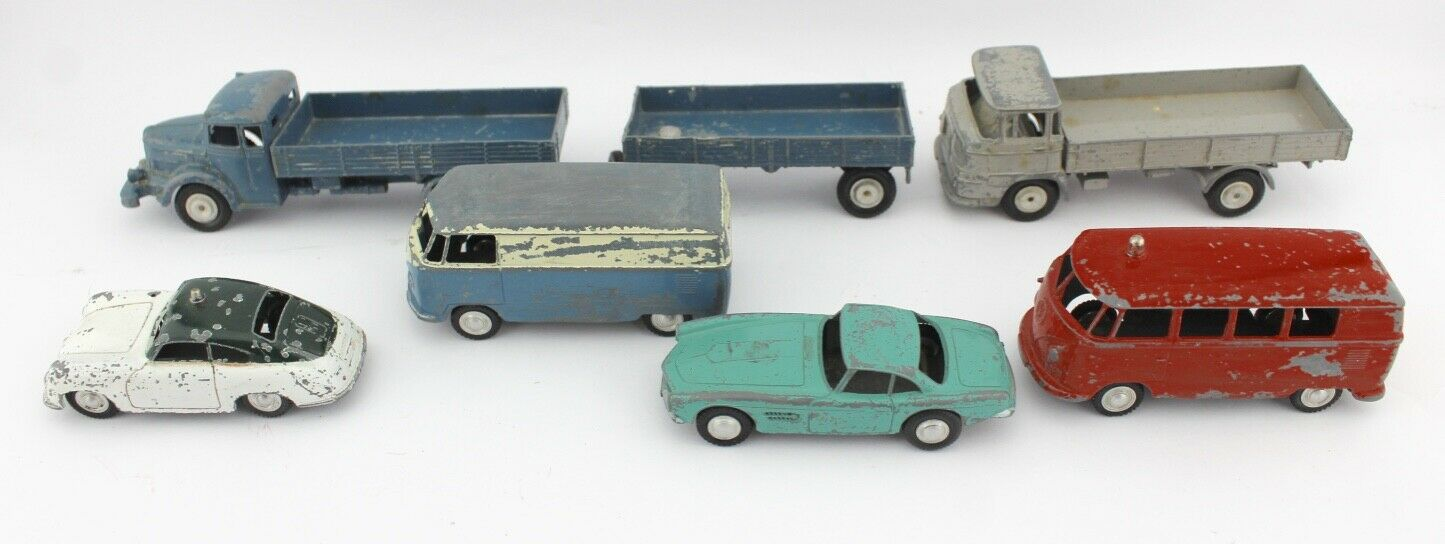 Märklin Modellautos 8000er Serie VW Bully Porsche Krupp BMW 507  8022 8009 8034  | Neuheit Spielzeug