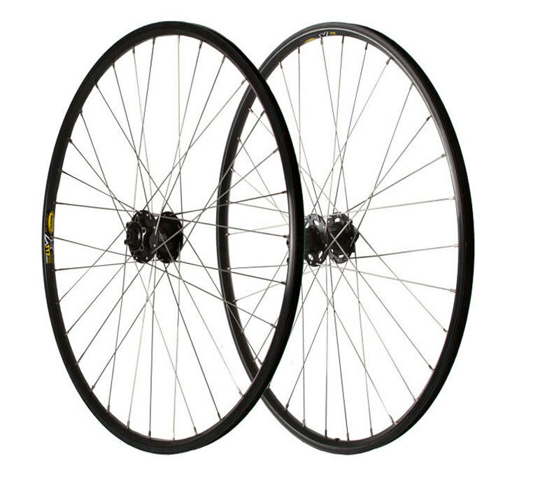 26  MTB disc ruedas Mavic xm117 Shimano Deore 525 201130007