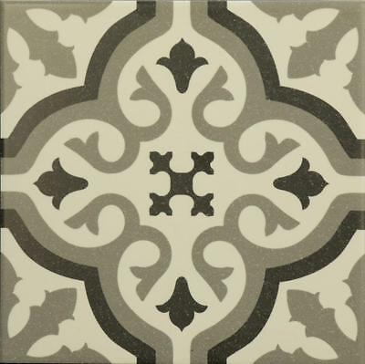 Patchwork-Fliesen Dekorfliese 20x20 Florentine Fliese