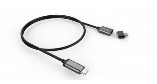 LMP USB-C Magnetic Safety Charging Cable 3 m   NEW Retail Box 17466 Space Gray