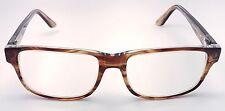 DAVIDOFF Acetate Full Rim Used Glasses Eyeglasses Eyeglass Frame