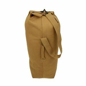 TLC-Duffle-L-Bag-80L-90x30x30cm-Bolsa-de-lona-Bolsa-de-viaje-100-algodon
