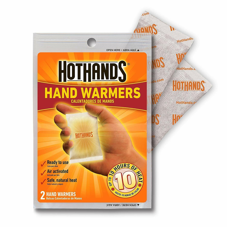 Hot Hands Hand /& Foot Warmers 2 Pack Sachet Mutli-Buy