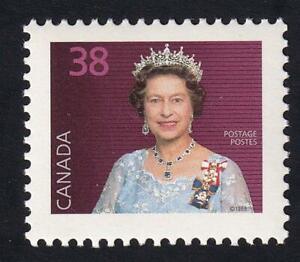 Canada 1988 QEII 38¢ definitive, MNH sc#1164