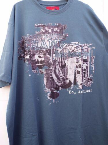 Metafora Y0 Adrian Denim T-shirt 5XL6XL7XL8XL