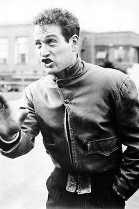 Αποτέλεσμα εικόνας για paul newman leather jacket