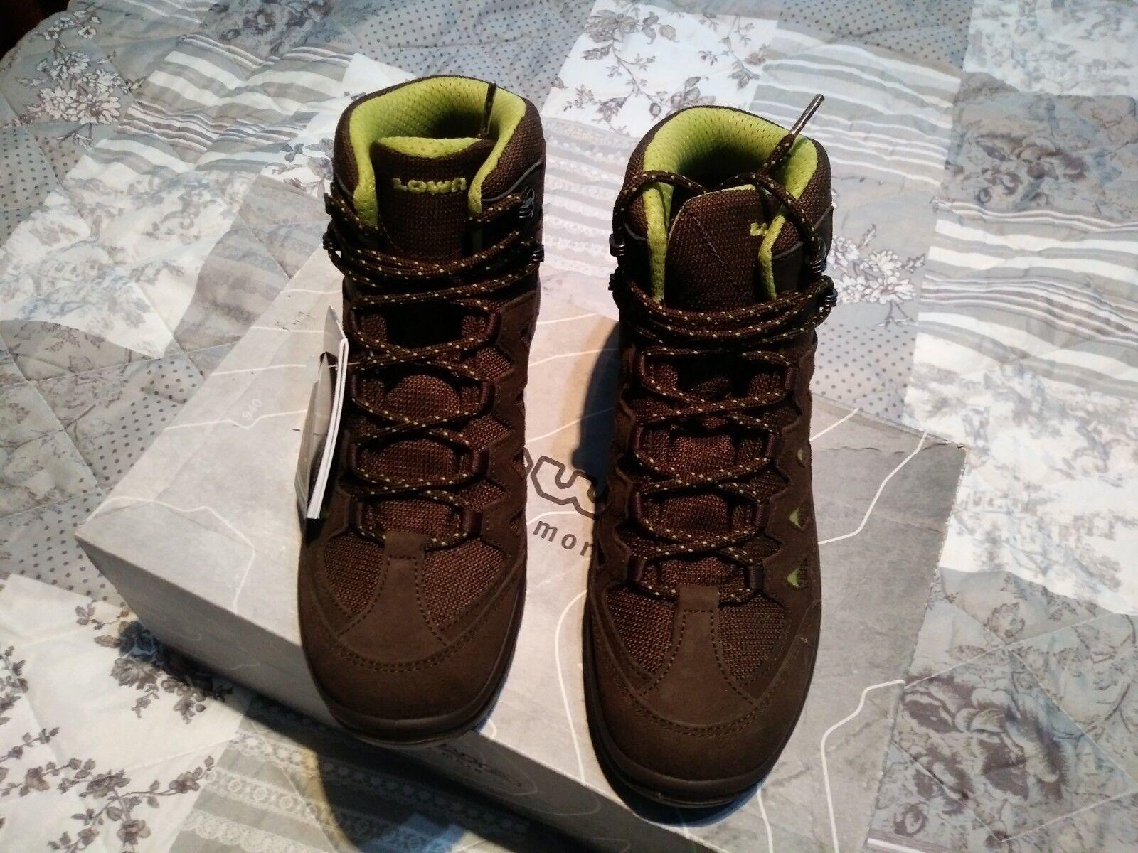 Schuhe LOWA GTX Gr Gr GTX 38.Neu.Wanderschuhe.LEVANTE 60f544