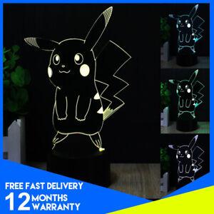 3D-LED-Pokemon-Pikachu-LED-Night-Light-7-Colors-Change-Table-Lamp-Discoloration