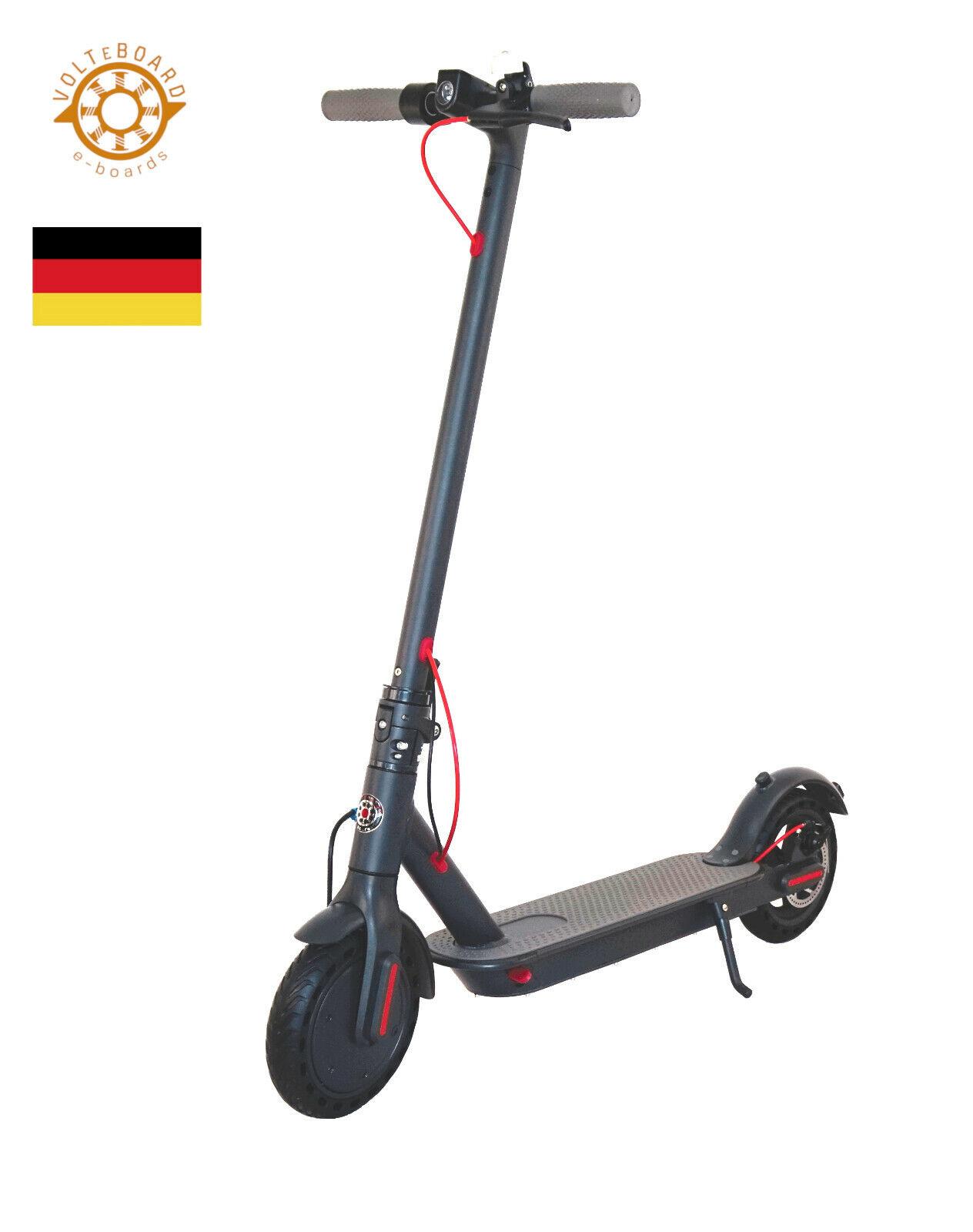 Volteboard M400 500W eScooter e-Scooter Elektro Roller Faltbar Scooter Aluminium