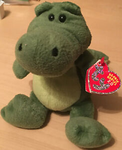 Ty Beanie Baby 2.0 2008 Chompy the Aligator With Tags