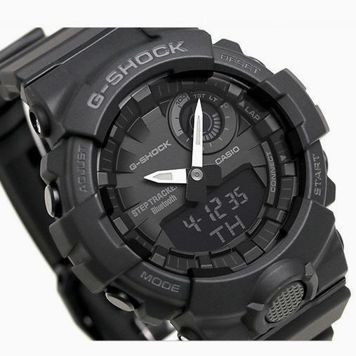 228dd8fdc Casio G-shock Bluetooth Fitness Step Tracker Gba-800-1aer Watch for ...
