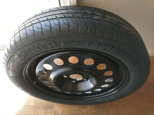 2013-2019-FORD-ESCAPE-OEM-TIRE-WHEEL-DONUT-EMERGENCY-COMPACT-SPARE-T155-70R17