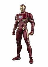 "S.H Figuarts SHF Avengers Infinity War IRON MAN MK50 6/"" PVC Figura Nuovo"