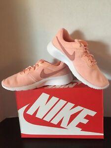 240f13d5350131 Nike Tanjun SE (GS) Storm Pink Rust Pink- White 5Y Girls