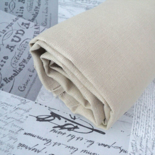 desized /& scoured NATURAL 100/% COTTON FABRIC QUILTERS CALICO