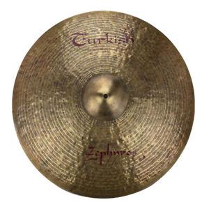 TURKISH-CYMBALS-Becken-20-034-Ride-Zephyros-bekken-cymbale-cymbal-2268g