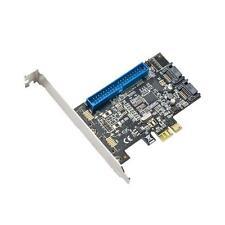 SYBA SD-PEX40035 Combo SATA III 6.0Gbps + IDE Ports PCI-Express RAID 0 1 Card