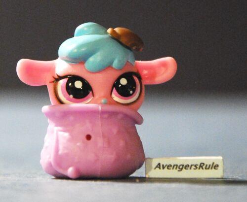 Littlest Pet Shop Mystery Wave 2 #3790 Cow Pink
