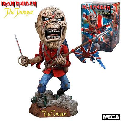 "Action Figure NECA /""Iron Maiden 7/"" Eddie Trooper Head Knocker 7.0/"""
