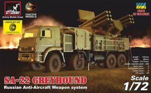Armory-1-72-ZPRK-96K6-034-Pantsir-C1-034-SA-22-Greyhound-72401R
