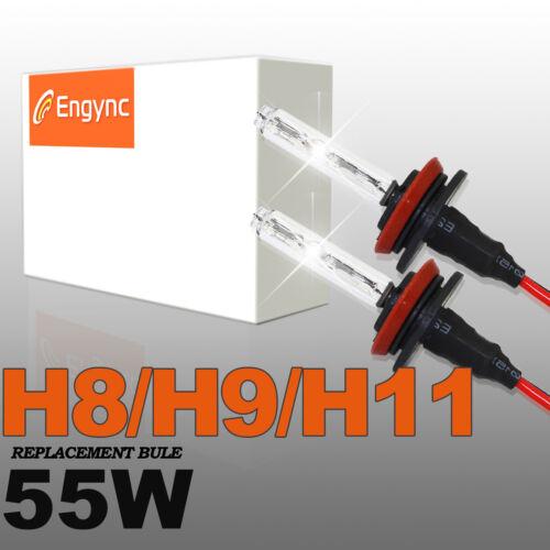 55W HID Xenon Conversion Kit Headlight Bulbs Replacement Ballast H1 H3 H4 H7 H11