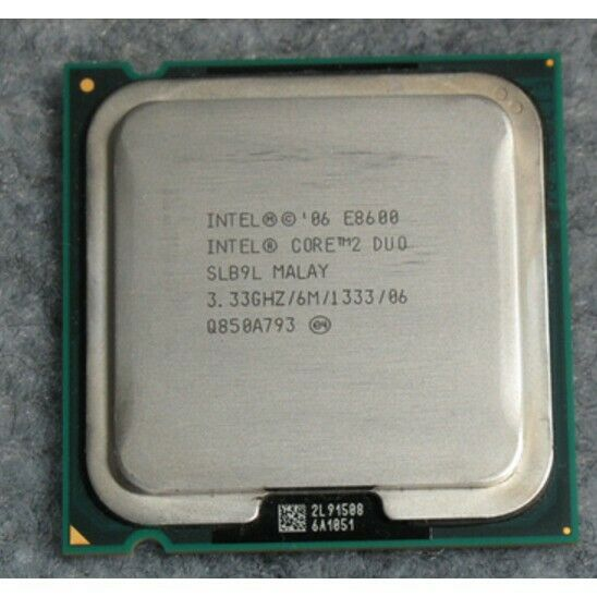LOT OF 21 Intel Core 2 Duo E8400 3.00GHz 6M Socket LGA775 CPU  SLB9J *km