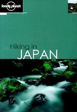 Hiking in Japan (Lonely Planet Walking Guides), Anthony Weersin, Richard Ryall,