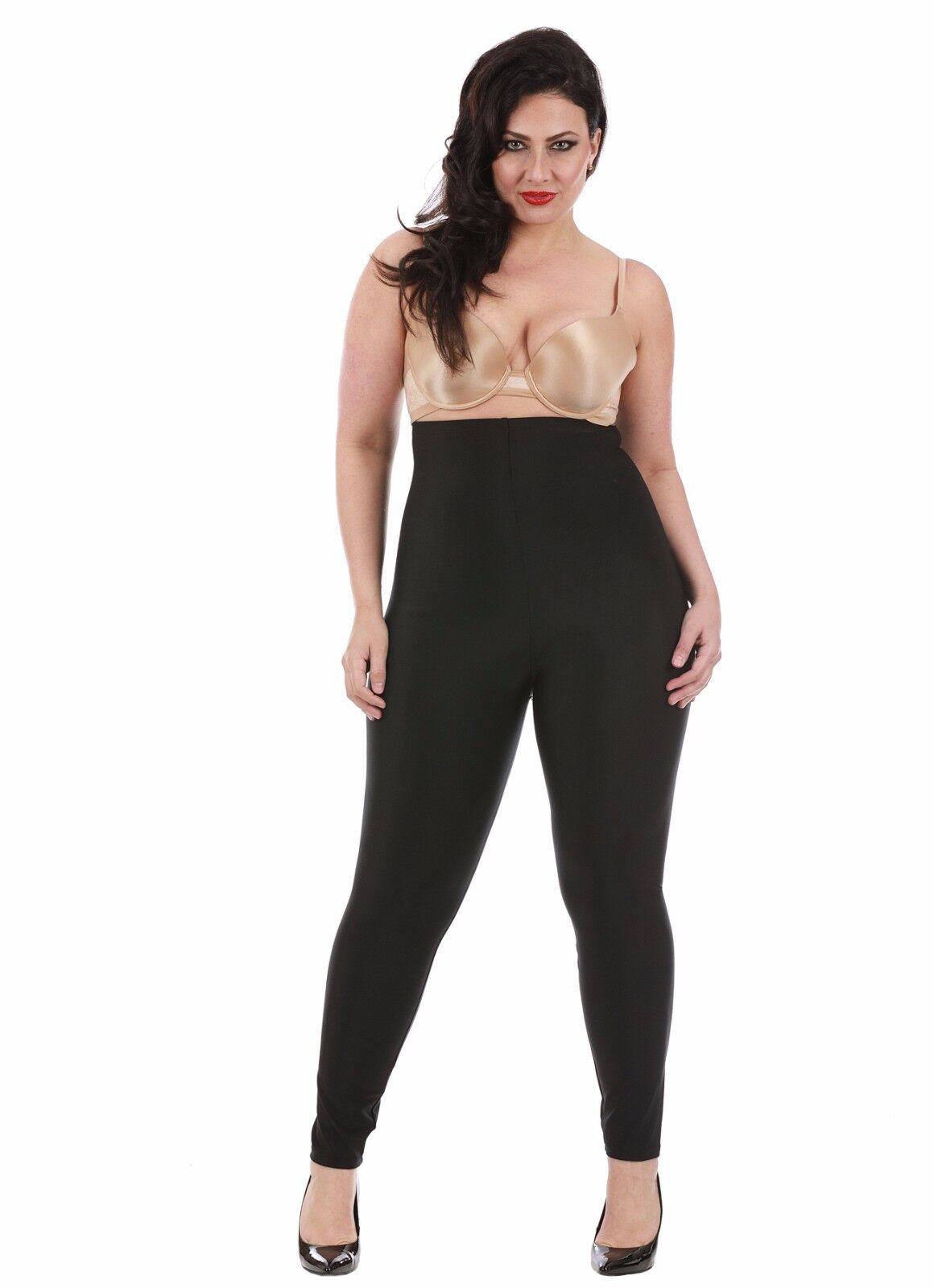 InstantFigure Hi-Waist Pants Curvy Shapewear