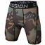 Mens-Compression-Short-Sport-Pants-Base-Layer-Skin-Tights-Running-Workout-Gym thumbnail 12