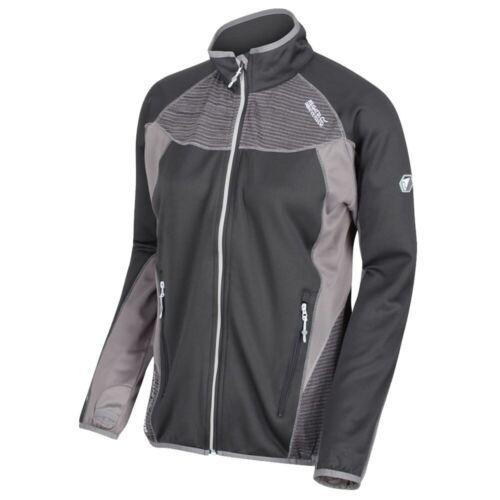 Womens Lightweight Softshell Fleece Jacket Hiking Outdoor Sweater Winter Yare