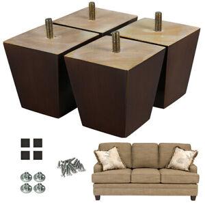 Wooden Sofa Legs Mid Century Furniture