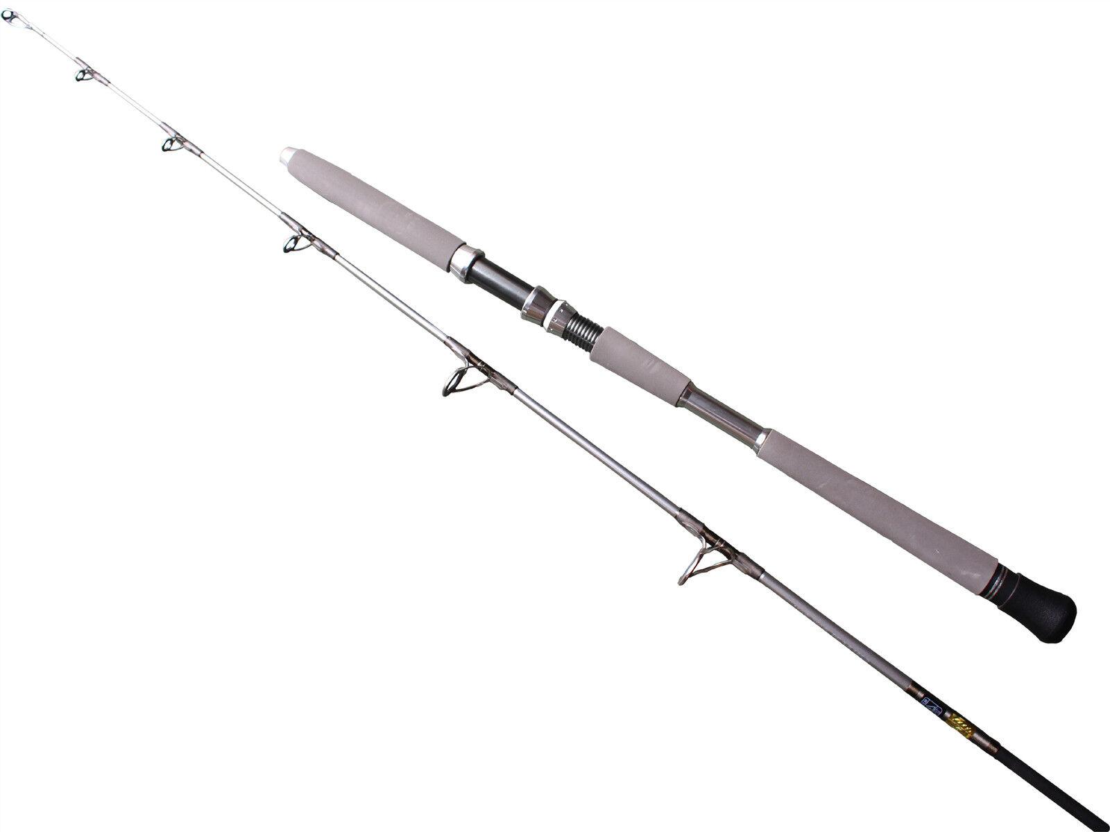 5ft 6ft  Heavy Duty Jigging Fishing Boat Rod PE810 6080 KG jigging rod