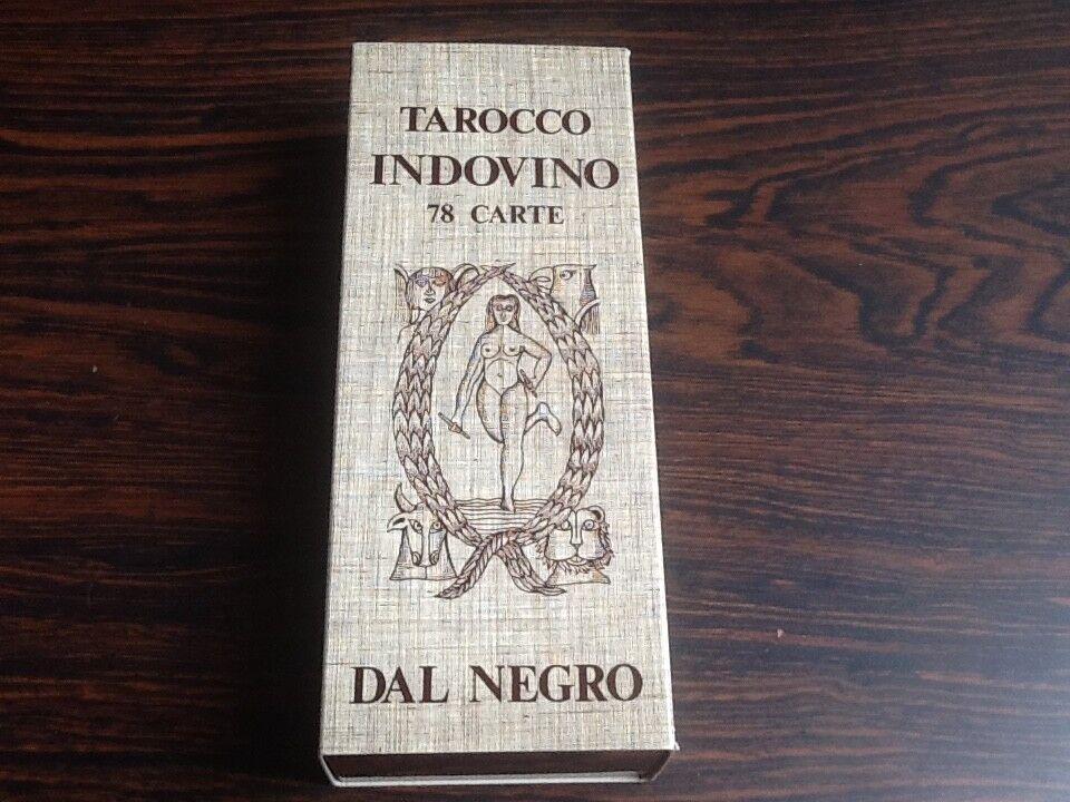 Tarocco Indovino Dal Negro Sergio Ruffolo tarot