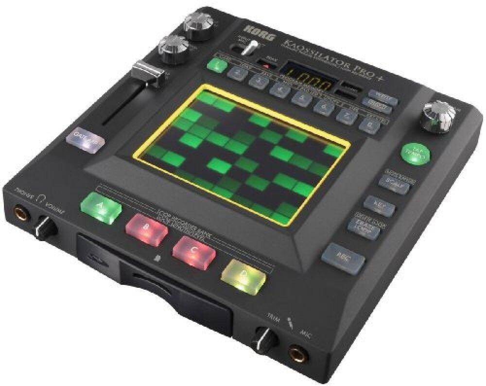 Korg Kaossilator Pro Pro Pro + Sintetizador de Frase Dinámica y Grabador de Bucle F S a47f32