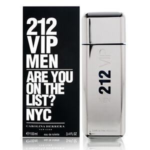 212 VIP MEN de CAROLINA HERRERA - Colonia   Perfume 100 mL Hombre ... 1f8886a1ea9e