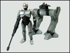 Kotobukiya-Robocop-Trilogy-One-Coin-Trading-Figure-Robocop-w-Damaged-ED-209