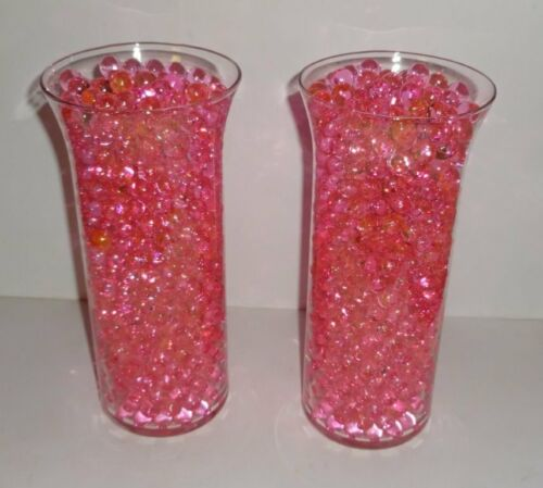 Centerpiece gel water beads Water Pearl beads use w// fresh /& silk floral