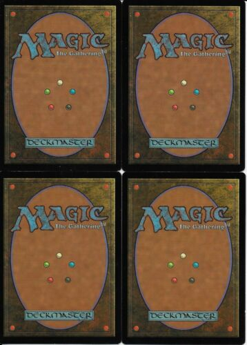 BARBED SLIVER Tempest UNCOMMON; played MTG Excellent condition x4