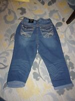 Woman's Cato Denim Jean Capri Size 6