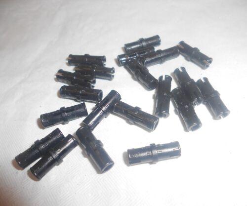 Lot de 20 pins noir LEGO TECHNIC Ref 2780
