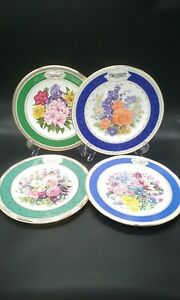 The-Royal-Horticultural-Society-Chelsea-Flower-Show-Plates-Doulton-amp-Worchester