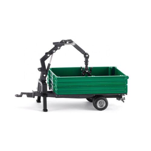 ° Siku 2896 Oehler furgonetas verde escala 1:32 nuevo