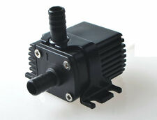 12v Submersible Water Pump for PC Cpu Water Cooling Solar fountain Swamp Cooler