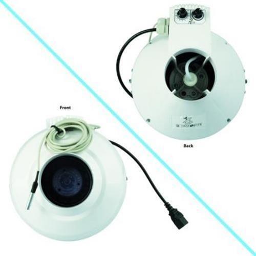 Ventilution Rohrventilator regelbar 355m³ h 125mm mit Thermostat Rohrlüfter     | Hohe Sicherheit  | Verkauf  | Ich kann es nicht ablegen
