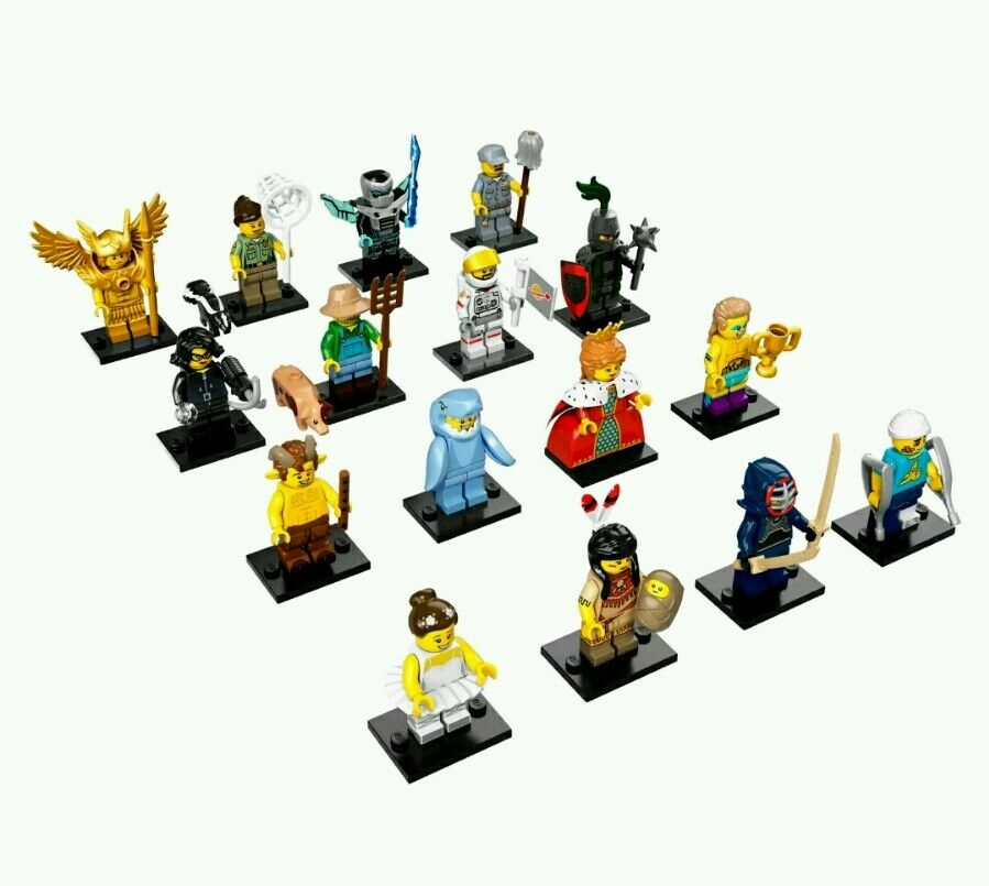 LEGO 71011 MINIFIGURES SERIES 15 - COMPLETE